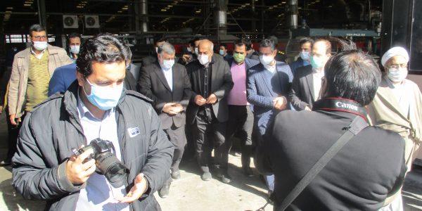 صادرات محصولات کارخانه کاشی زهره کاشمر به کشورهای آسیایی و اروپایی